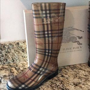 Burberry Shoes - Burberry Rain boots